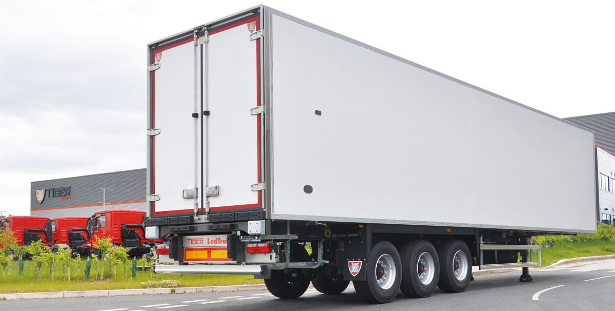Lecitrailer's partnership with Tiger Trailers is successfully establishing the temperature-controlled specialist's respected products in the UK market