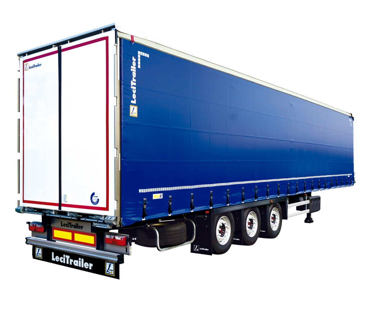 Lifting roof curtainsiders