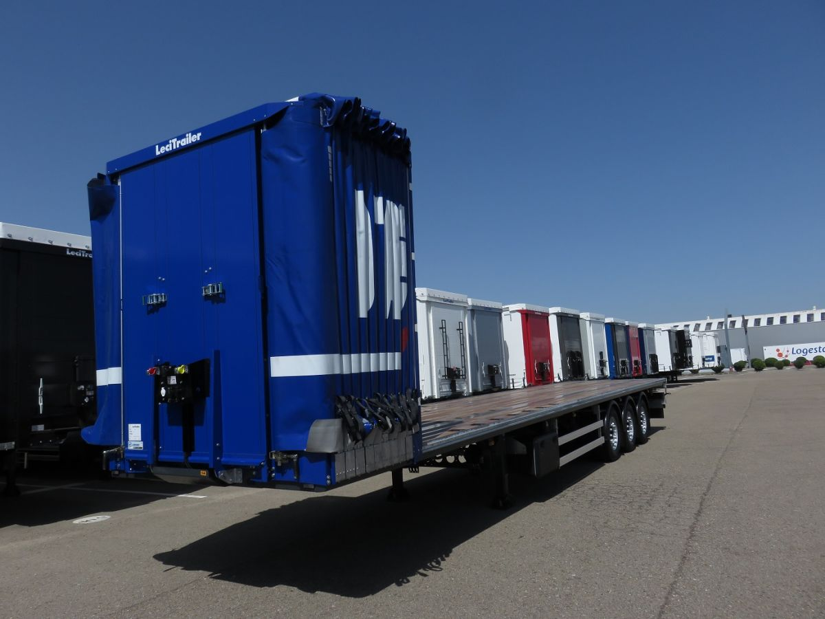 LPS curtainsiders