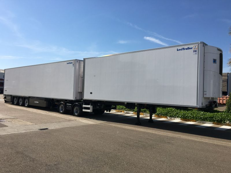 Mega Trailer reefers