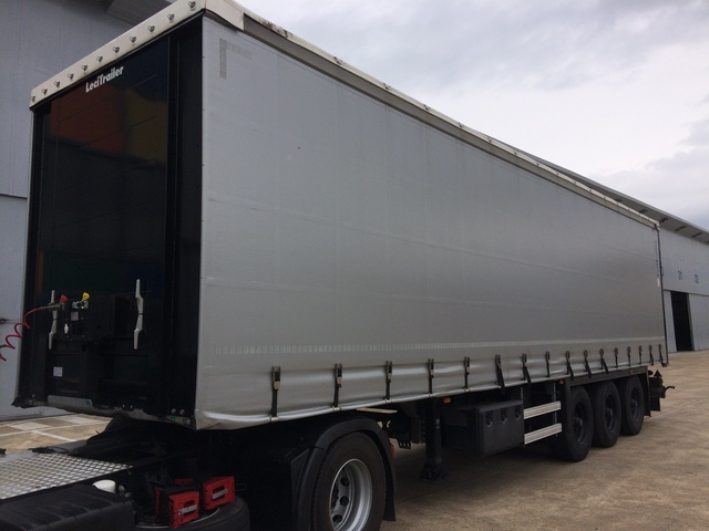 CURTAINSIDERS - LECITRAILER
